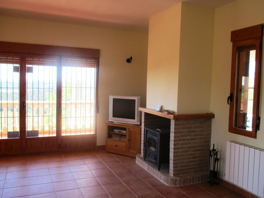 2 Bedroom Riopar Villa - Detached