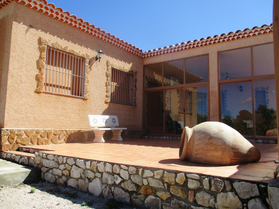 Riopar 2 Bedroom Villa - Detached