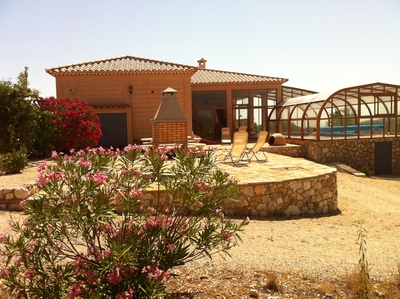 F11: Villa - Detached in Riopar