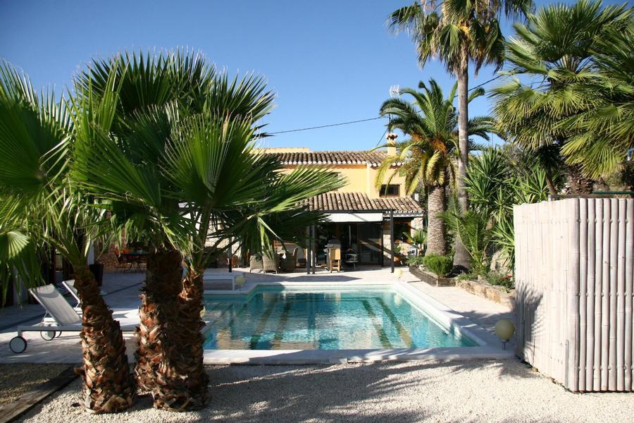 Benissa Alicante Villa 374000 €