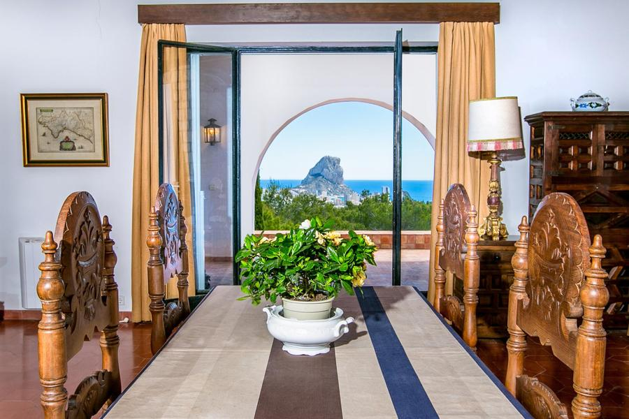 Villa For sale Calpe