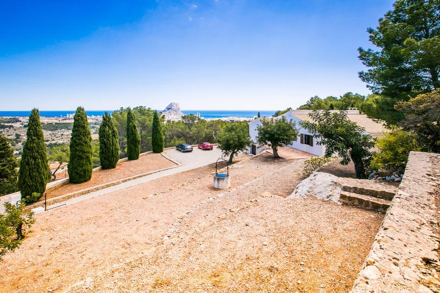 For sale Villa Calpe