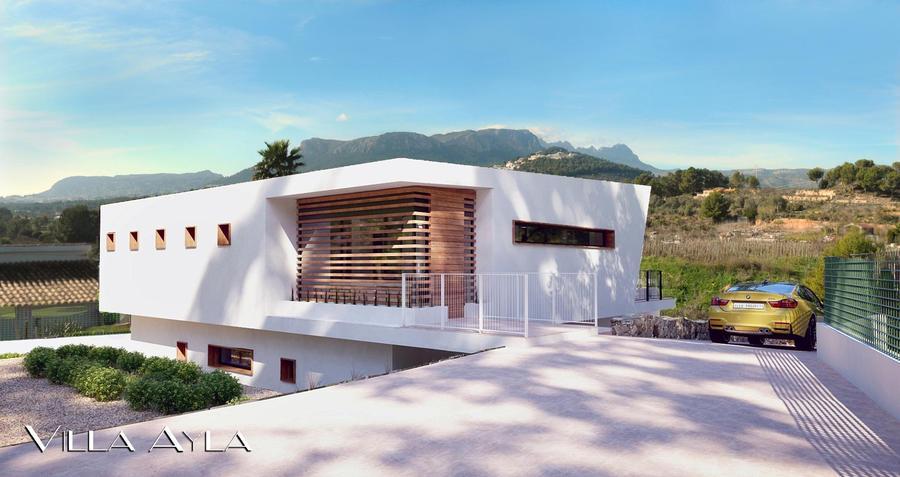 For sale Calpe Villa