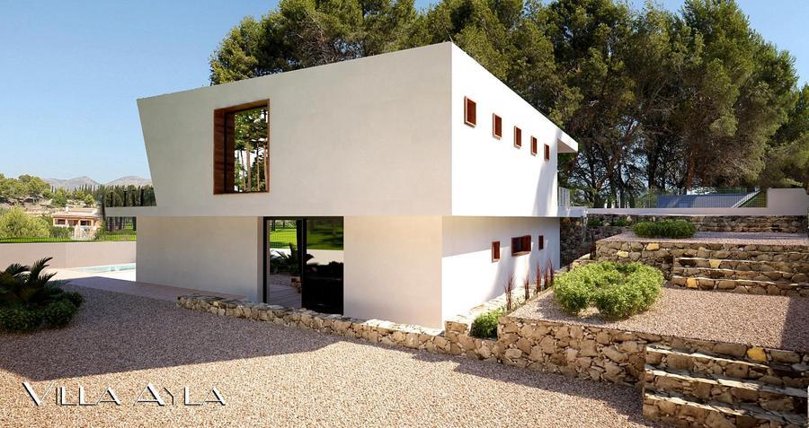 Calpe Villa For sale 724000 €