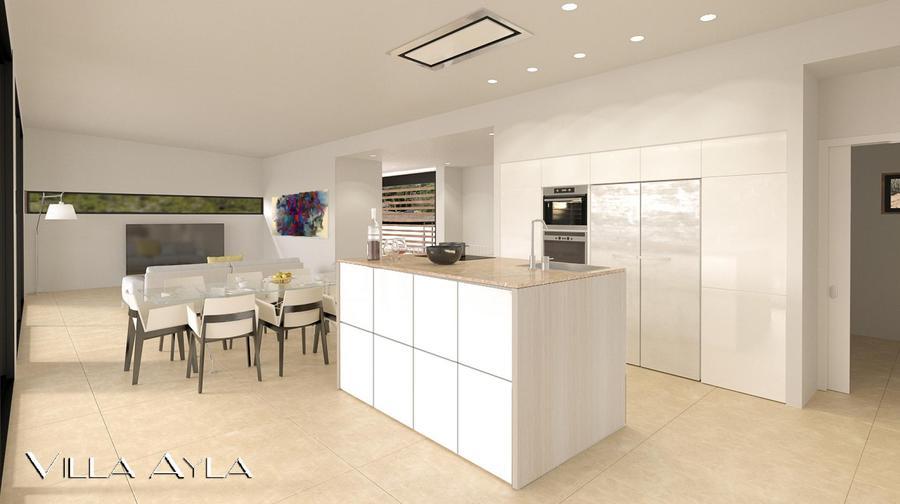 Villa Calpe 4 Bedroom