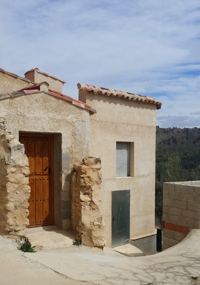 fulgencio: Village House in Elche de la Sierra