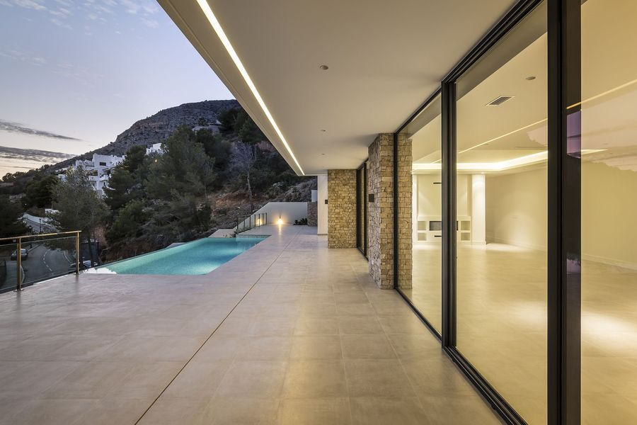 4 Bedroom Villa Altea