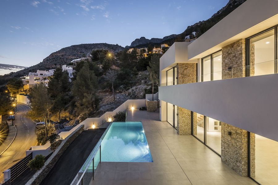 Villa Altea Alicante