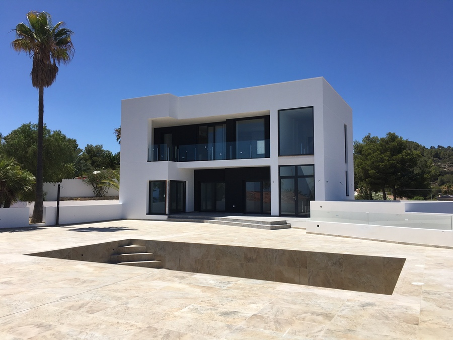 Villa For sale Benissa
