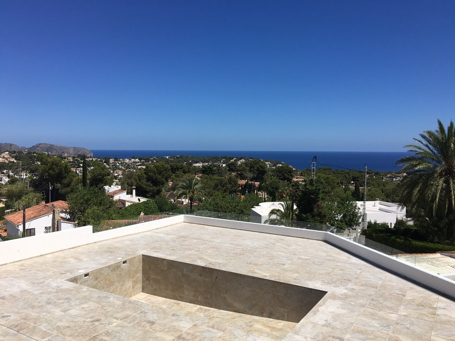 For sale Benissa Villa
