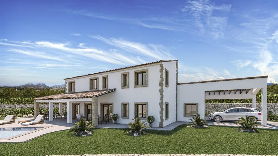 Benissa Alicante Finca / Country Property 817000 €