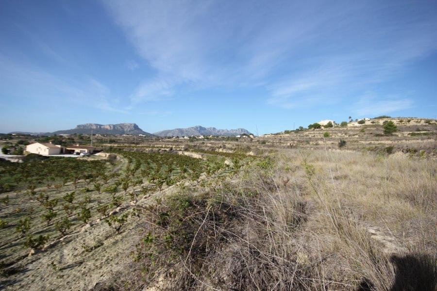 For sale Benissa Finca / Country Property