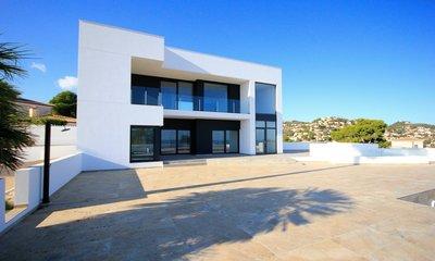 Villa Rachelle: Villa in Benissa